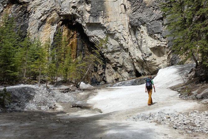 Half-Day Canadian Rockies Canyon Exploration