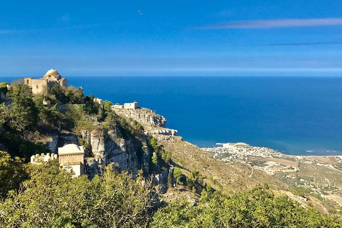 Private ERICE and SEGESTA Tour - with Local Guide - starts from Palermo