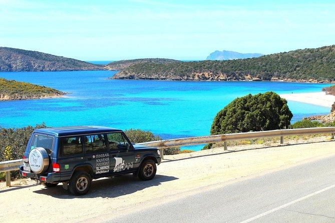 Cagliari: Full-Day Private Tour of Sardinia's Hidden Beaches from Chia