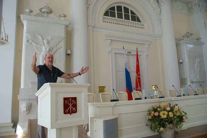 USSR Revolution and Communist Legacy Tour with Transfer