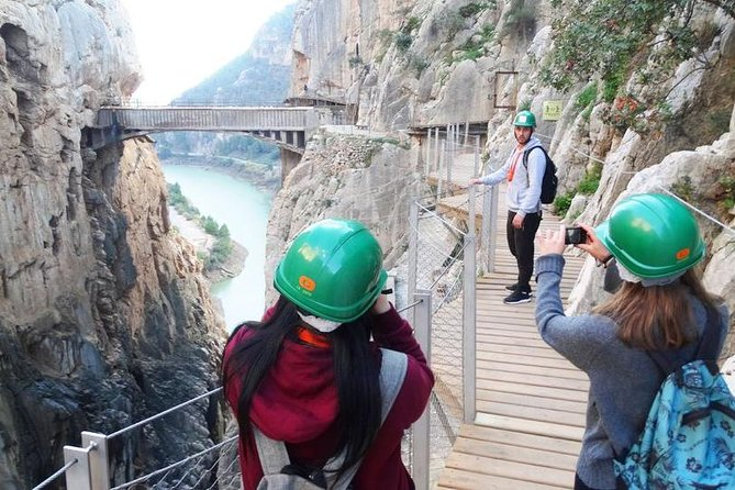 Caminito del Rey: Private Hiking Day Trip from Seville