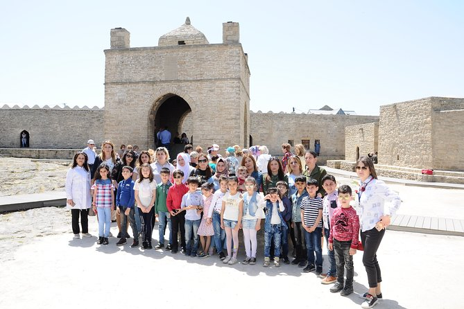 Ateshgah, Gala and Yanardagh (Absheron) Tour