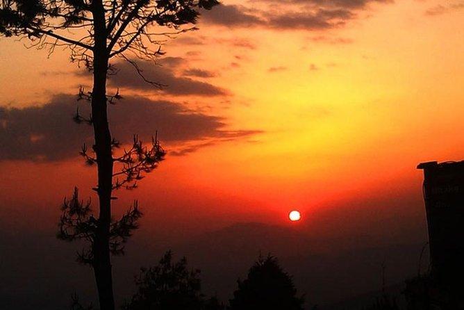 Day Hiking from Kathmandu including Nagarkot Sunrise View