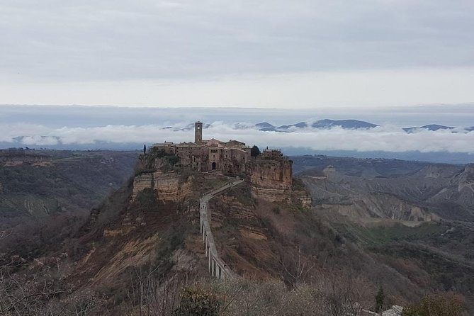 Orvieto and Civita di Bagnoregio: Private Full Day Trip from Civitavecchia port