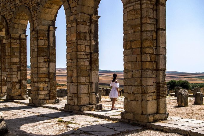 Volubilis and Meknes day trip from Fez