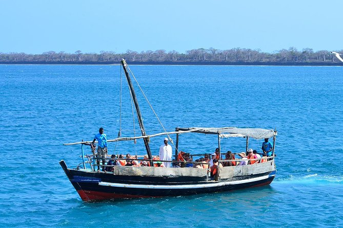 Wasini Dhow & Dolphin Excursion