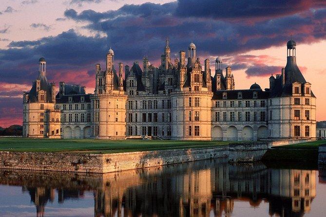 Loire Castles Private Day Trip from Paris