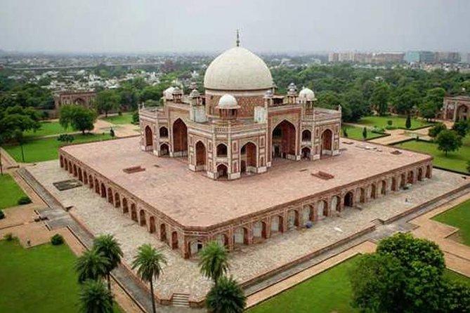 Delhi Full-day Tour
