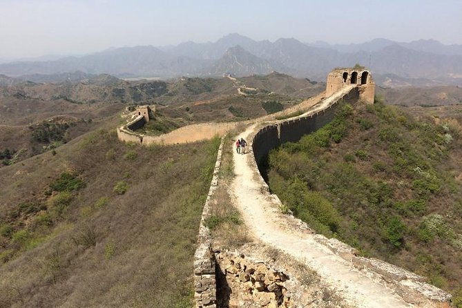 Gubeikou to JinShanLing Great Wall Hike-through Self-Guide English Day Tour