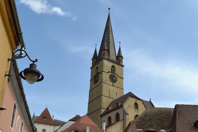 Saxon Heritage in Transylvania: Day Trip from Cluj-Napoca