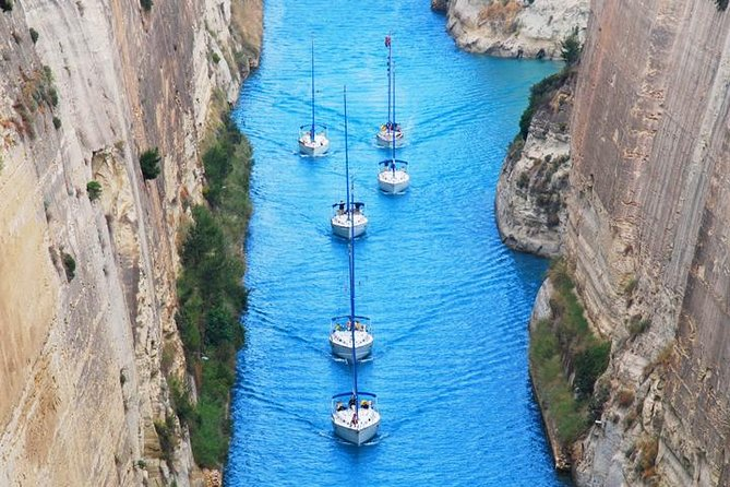 Day Trip To Corinth Canal and Nafplio - Private Tour