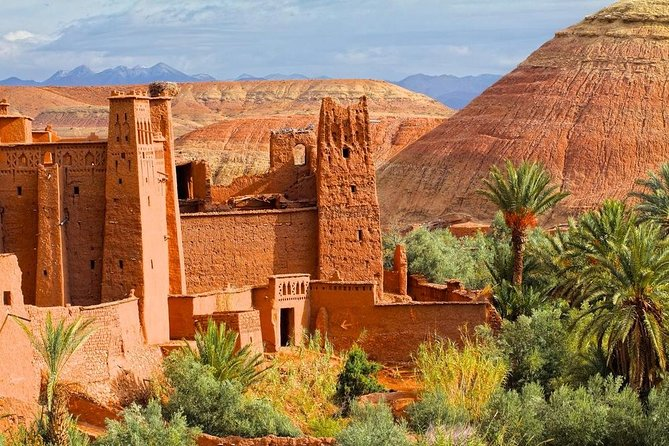 Private Day Trip to the Ancient Kasbah of Ait Ben Haddou