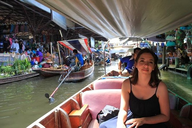 Private Half-Day Floating Market Tour from Bangkok