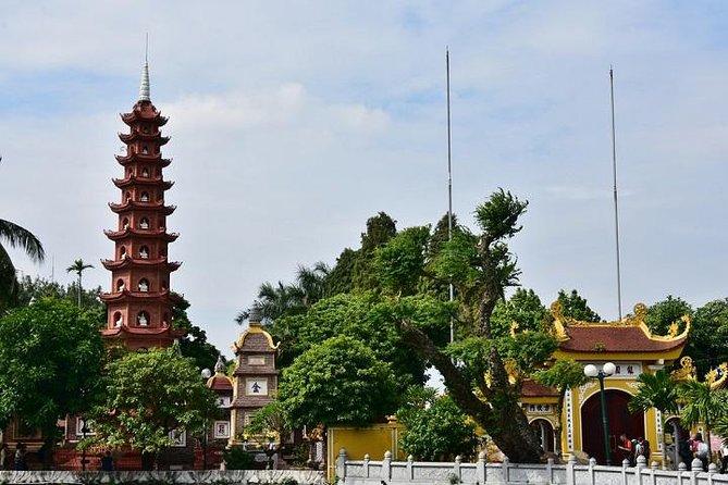 Private Hanoi City Tour Full Day