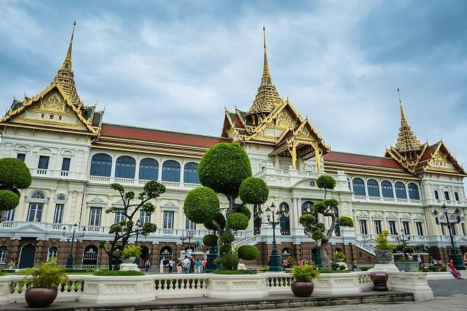 Private One Day Highlights Bangkok City Tour with Lunch