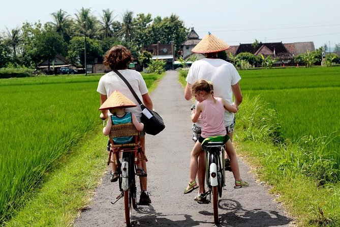 Private Tour: Authentic Village Tour on an Antique Style Bicycle from Yogyakarta