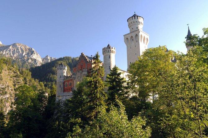 Neuschwanstein Castle Skip-the-Line Tour from Garmisch Partenkirchen