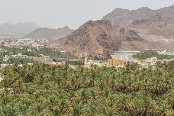 Amouage, Fanja village y Wadi Taiyyin: Muscat Tours (Excursión de un día)