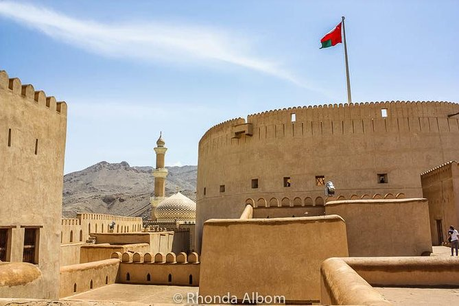 Nizwa , Bahla and Jabrin fort as outdoor activities