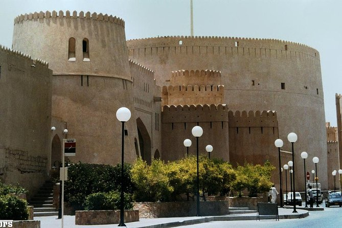 Nizwa , Bahla and Jabrin fort for Kids