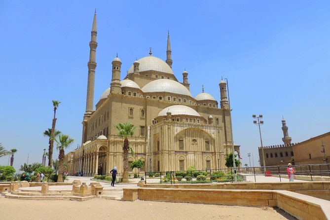 Private: Egyptian Museum, Citadel, Coptic Cairo and Khan Al Khalily with lunch