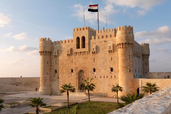 Private Alexandria Adventure from Cairo with lunch