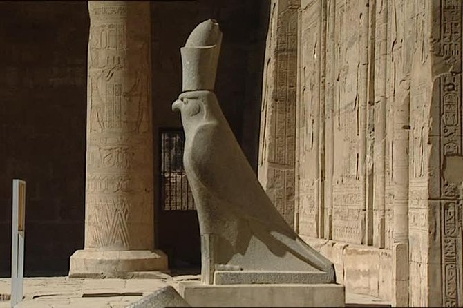 Edfu and Kom Ombo small group private Day Trip from Luxor