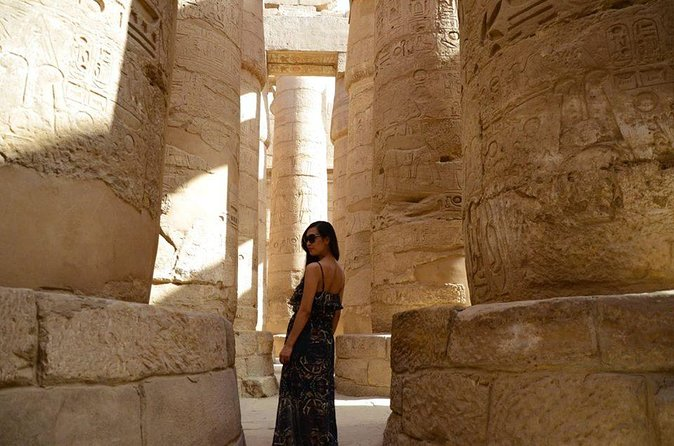 8-hours private tour East and West bank in Luxor
