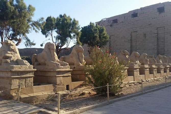 Luxor east and west guided tour from Hurghada hotels photo 8
