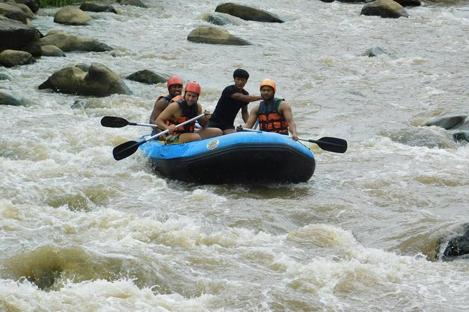 White Water Rafting and ATV Tour