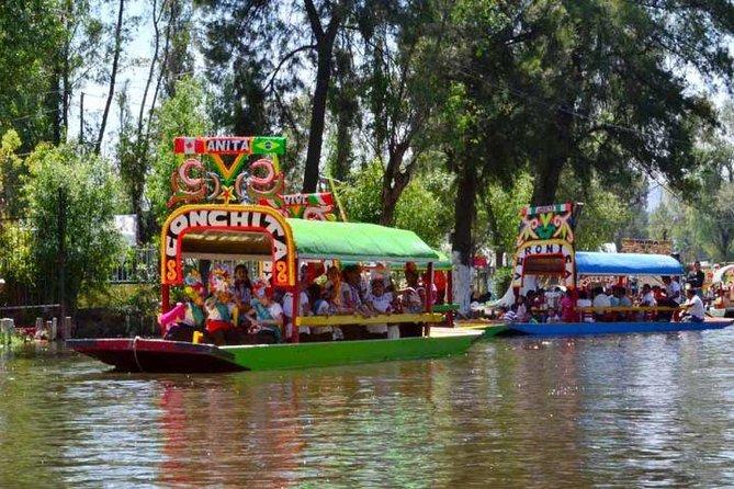 Frida Kalho And Xochimilco/ Español-ingles