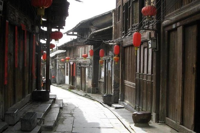 Guilin Private Tour of Daxu Old Town and Yaoshan Tea Plantation