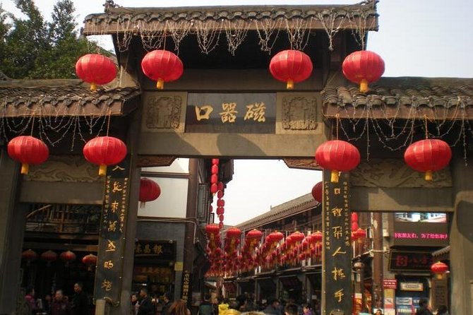 Full-Day Private Tour of Chongqing Highlights