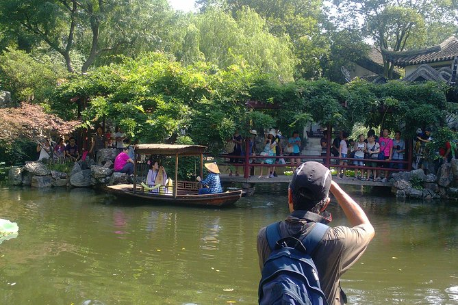 Full-Day Suzhou Garden and Water Town Srightseeing From Shanghai