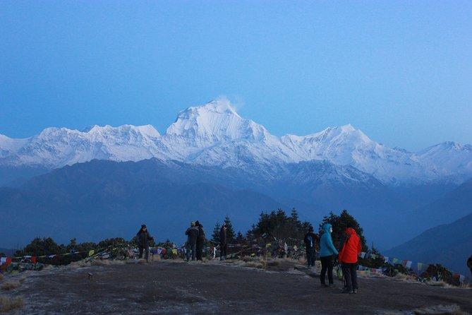 Sarangkot Sunrise View and City Tour in Pokhara Nepal