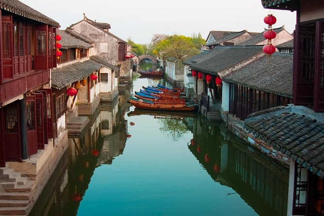 Private: One-Day Suzhou and Tongli Tour from Shanghai photo 1