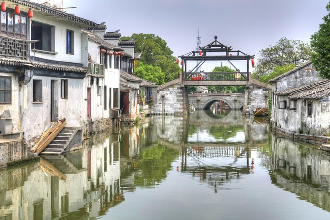 Private: One-Day Suzhou and Tongli Tour from Shanghai photo 4