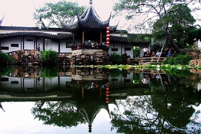 Full-Day Suzhou Gardens Exploration with Hotel or Railway Station Transfer