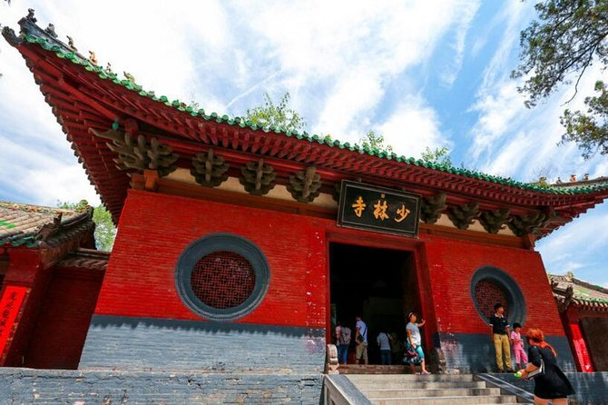 Shaolin Kung Fu Experience Private Day Tour