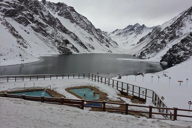 Private Full-Day Tour: Portillo Ski Center and Inca Lagoon from Santiago