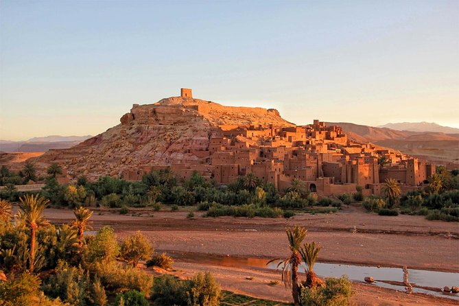 Day tour from Marrakech to Ait Benhaddou photo 1