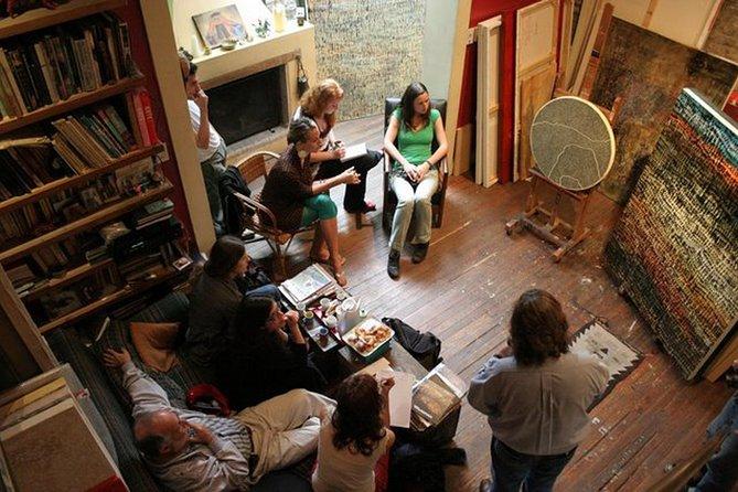 Emerging Artists Art Tour i Mexico City