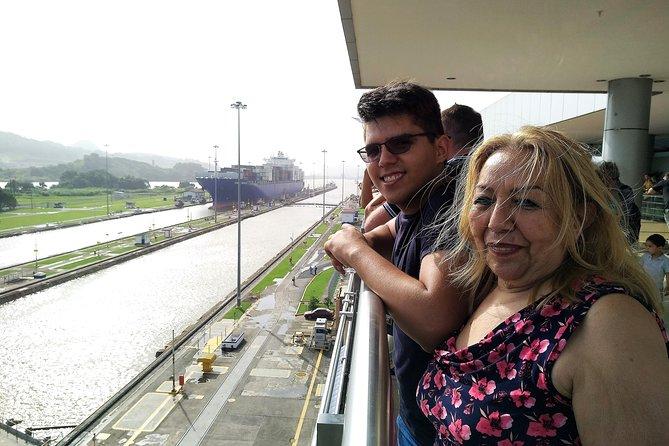 Tour por el Canal de Panama - Esclusas de Miraflores