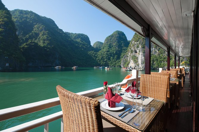 The Best Cruise To Explore Halong Bay photo 10