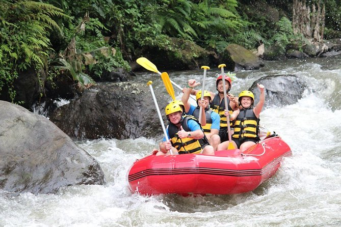 Bali White Water Rafting All Inclusive With Transportation and Lunch photo 17