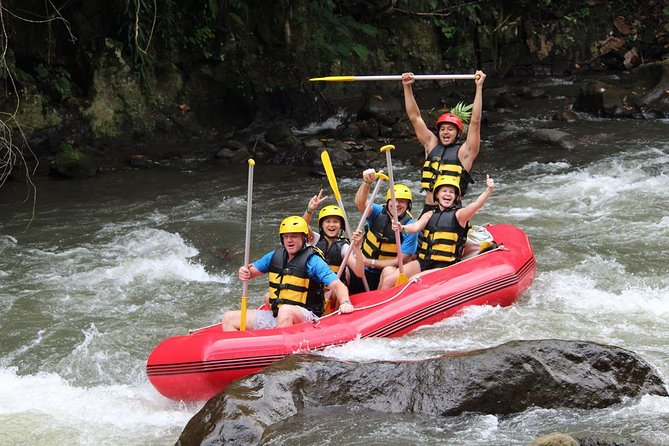 Bali White Water Rafting All Inclusive With Transportation and Lunch photo 10