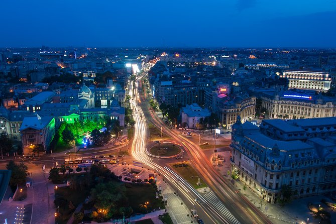 Bucharest City Tour by Night