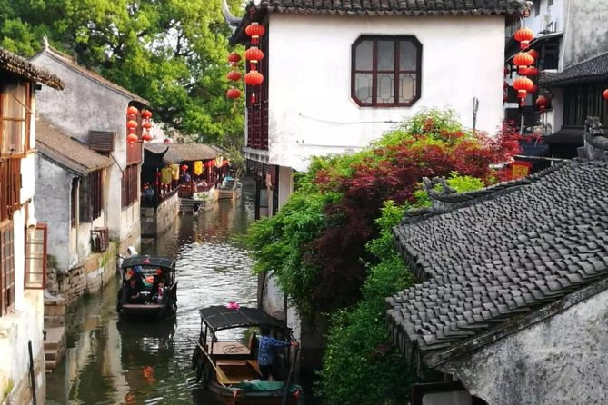 Zhouzhuang Water Village Day Tour photo 1