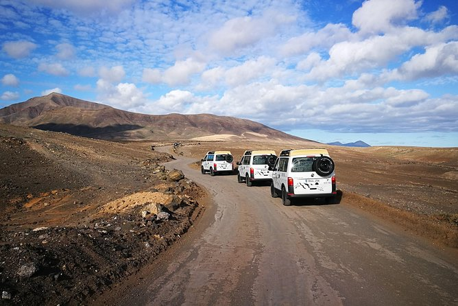4WD Lanzarote South Tour Experience