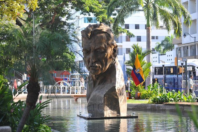 Private Guayaquil City Tour and Parque Historico
